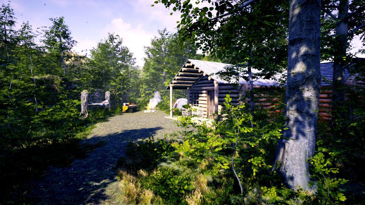 Анонсировано приключение про таинственный лес The Fabled Woods