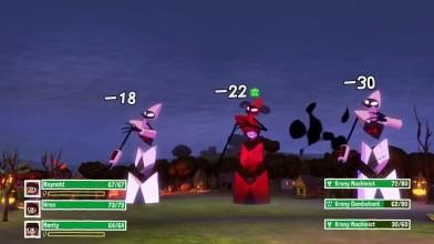 """Costume Quest 2: Трейлер """"Хэллоуин"""""""