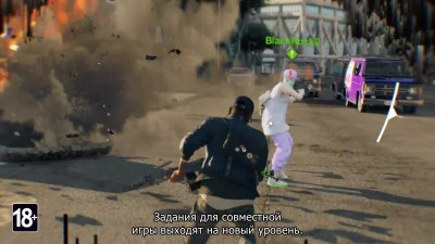 Watch Dogs 2 - Трейлер Season Pass