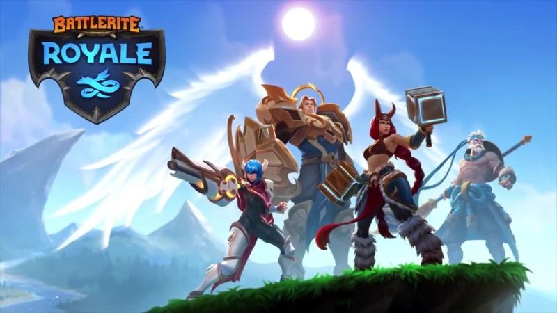 Трейлер перехода Battlerite Royale на Free-To-Play