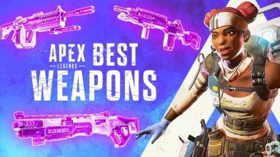 Лучшее оружие в Apex Legends