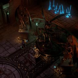 Состоялся релиз Pathfinder: Wrath of the Righteous - стратегической ролевой игры с пошаговой боёвкой