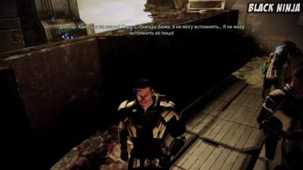 Mass Effect 0 - Баги и Смешные моменты [Bugs, Jokes, Fails]