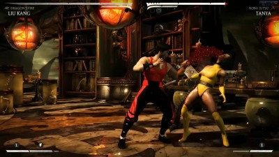 Mortal Kombat X ALL LIU KANG MKX Skin PC MOD-MK2-4-SM...