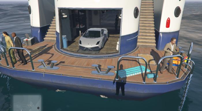 A26210 Яхта 5