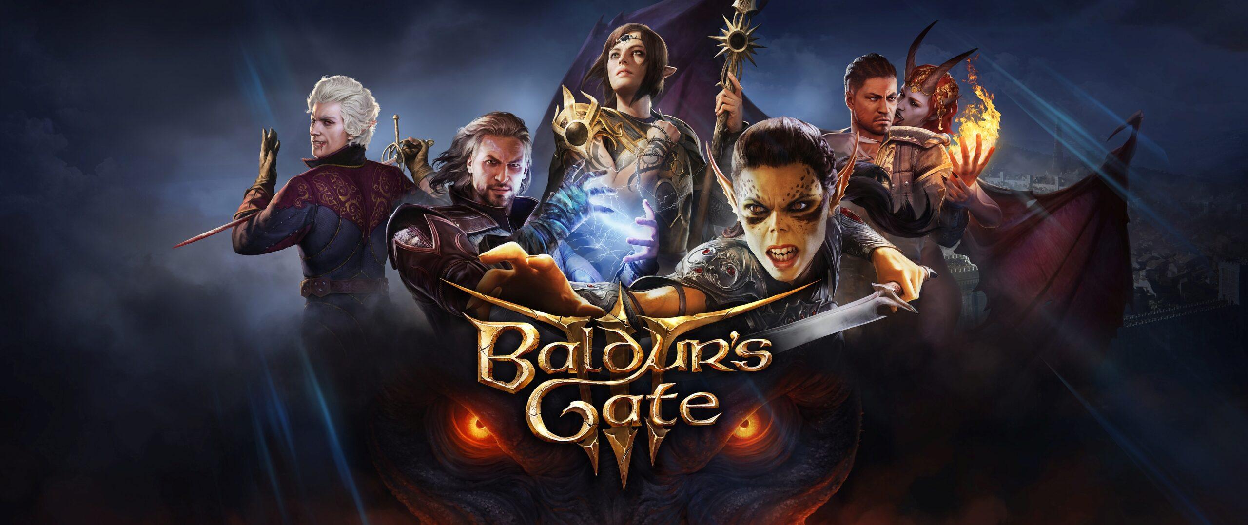 В GOG появилась страничка Baldur's Gate 3