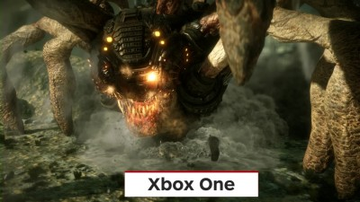 "Gears of War ""Сравнение: Ultimate Edition vs. Xbox 360"""
