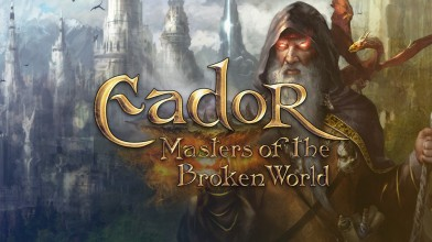 В Steam бесплатно раздают Eador. Masters of the Broken World