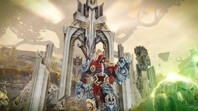 Состоялся релиз Darksiders: Warmastered Edition