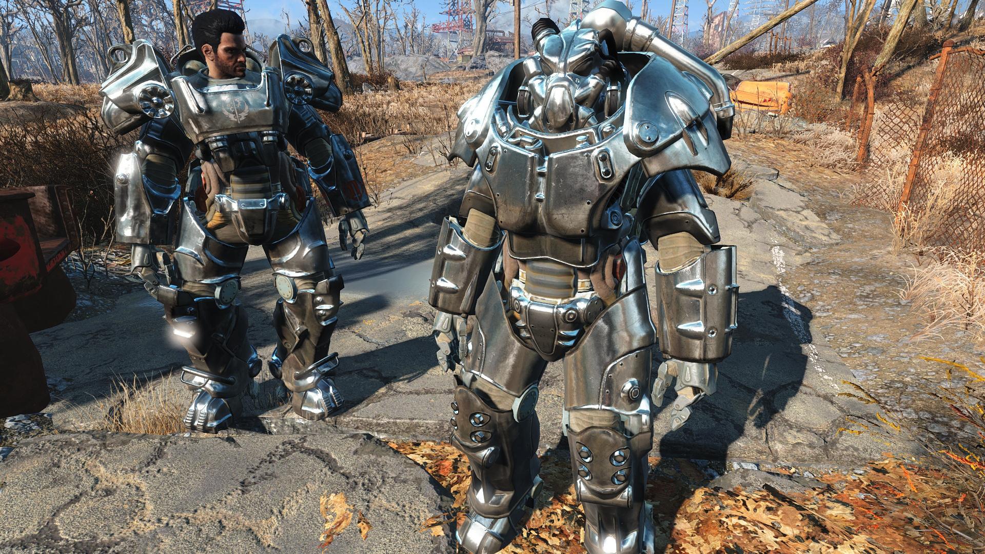 Fallout 4 моды Производительность