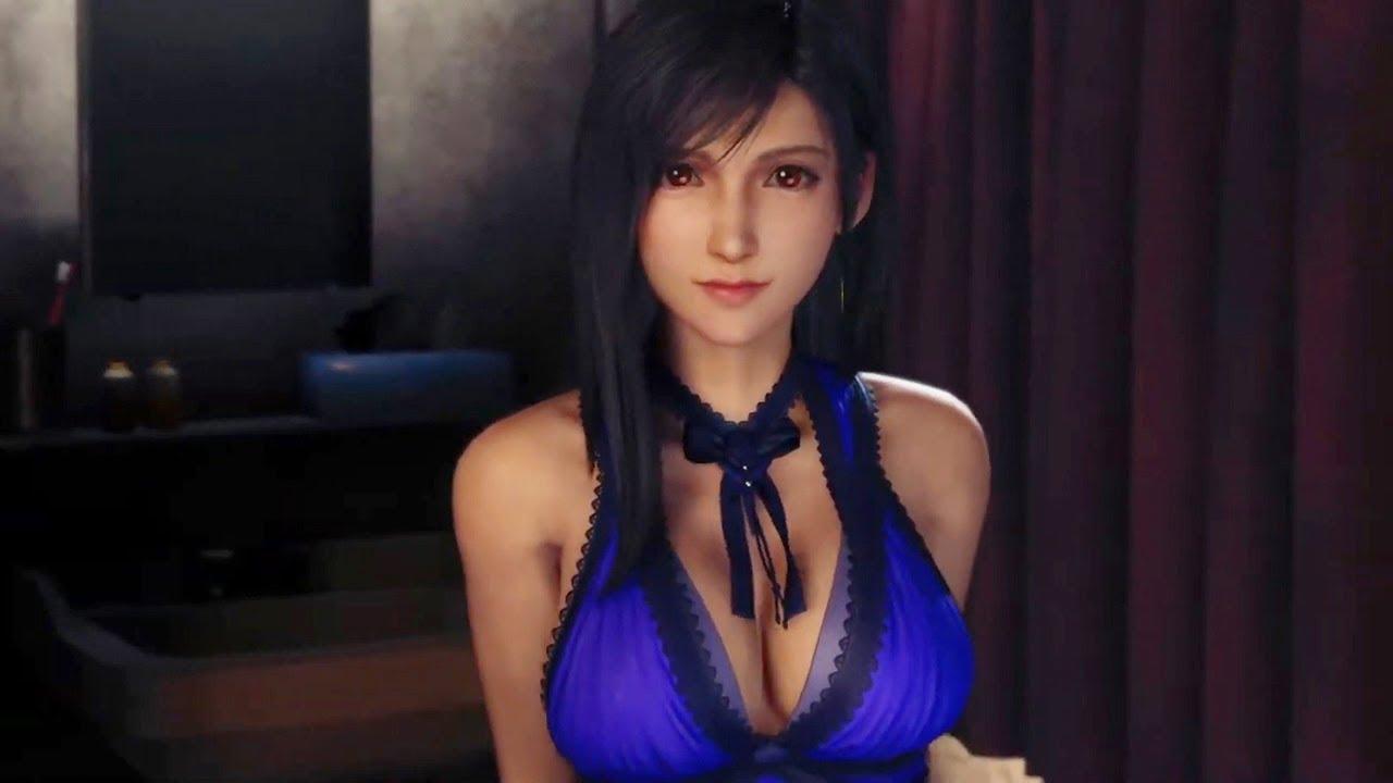 Японские фанаты выбрали лучших героинь Final Fantasy 7 Remake