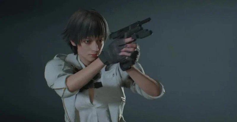 Леди и Данте добавили в Resident Evil 2