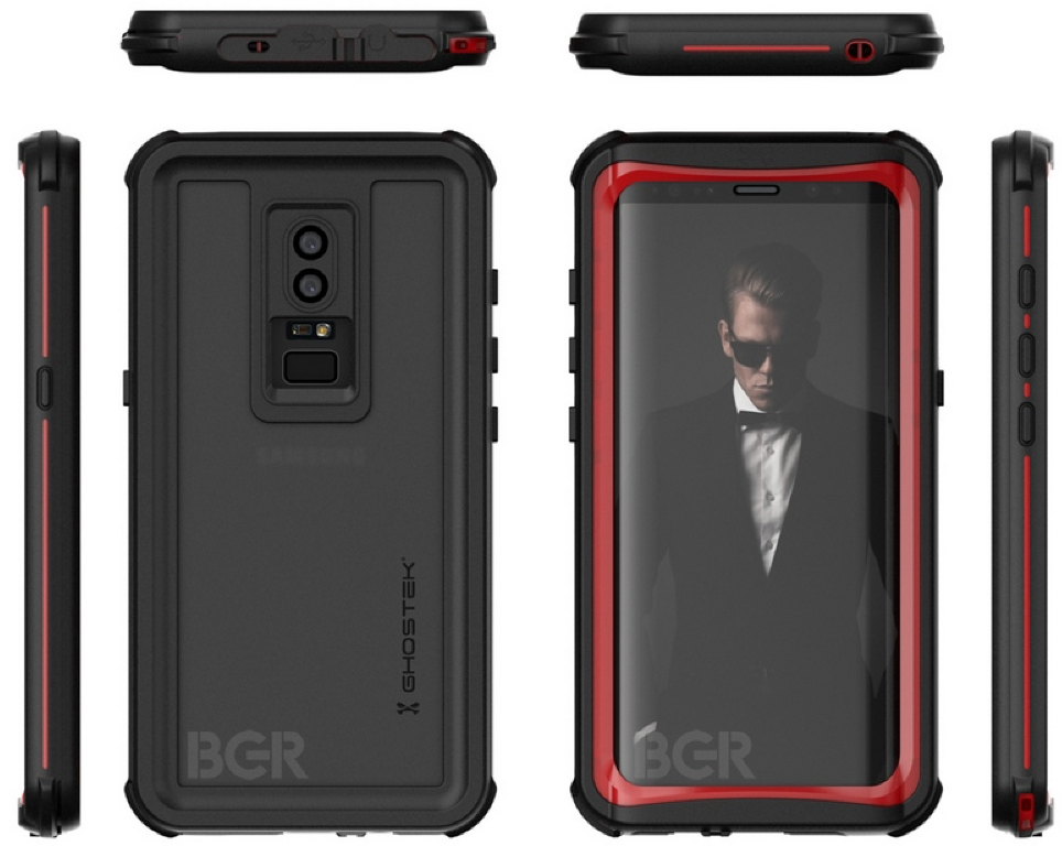 Производитель чехлов рассекретил настоящий дизайн Самсунг Galaxy S9— впечатляющий