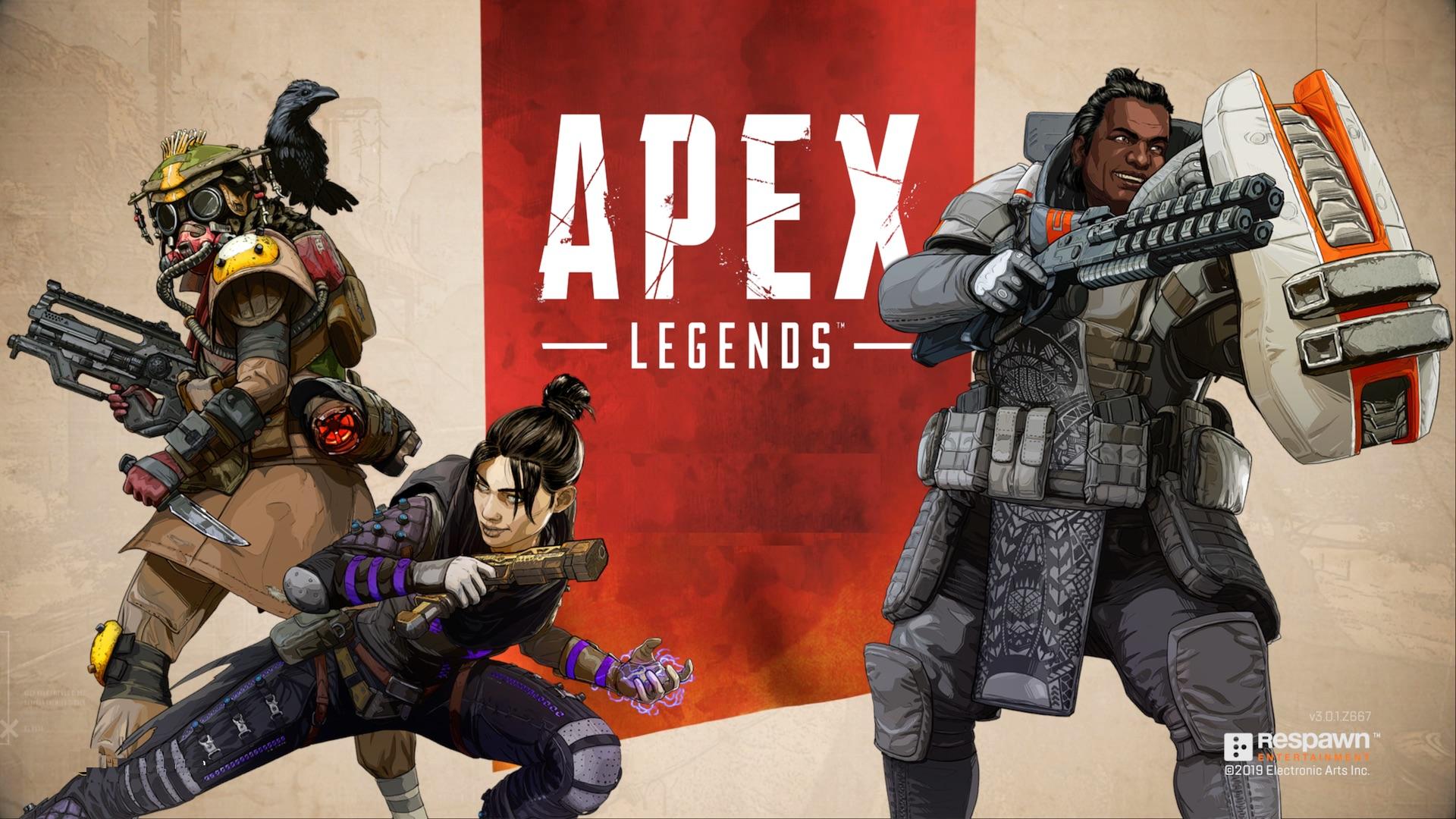В Apex Legends появились площадки для прыжков