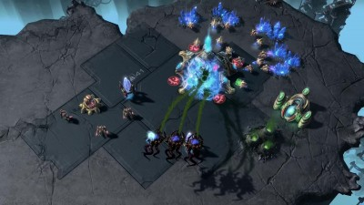 "Star Craft 2: Legacy of the Void ""Multiplayer Update: Zerg"""