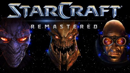 StarCraft Remastered: cравнение cтарых и новыx тaйлoв и постpоeк