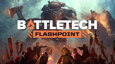 Релизный трейлер DLC Flashpoint для BattleTech
