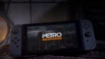 Metro Redux для Nintendo Switch будет работать в 30 к/с и 720p в портативном режиме и 1080р в стационарном