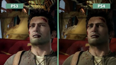 Uncharted 2 Among Thieves – Детальное сравнение PS3 vs. PS4 Remastered