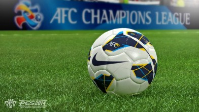 Новые скриншоты Pro Evolution Soccer 2014
