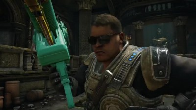 Gears of War 4 - трейлер DLC Run the Jewels