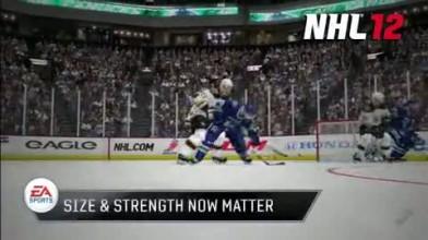 """NHL 12 """"Баталии у ворот"""""""