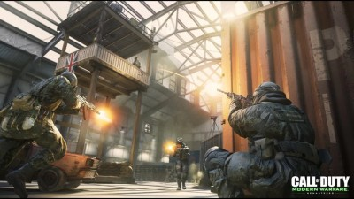 Новые карты в Call of Duty Modern warfare Remastered (Variety Map Pack)