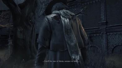 Bloodborne: Вырезанный контент - Отец Гаскойн