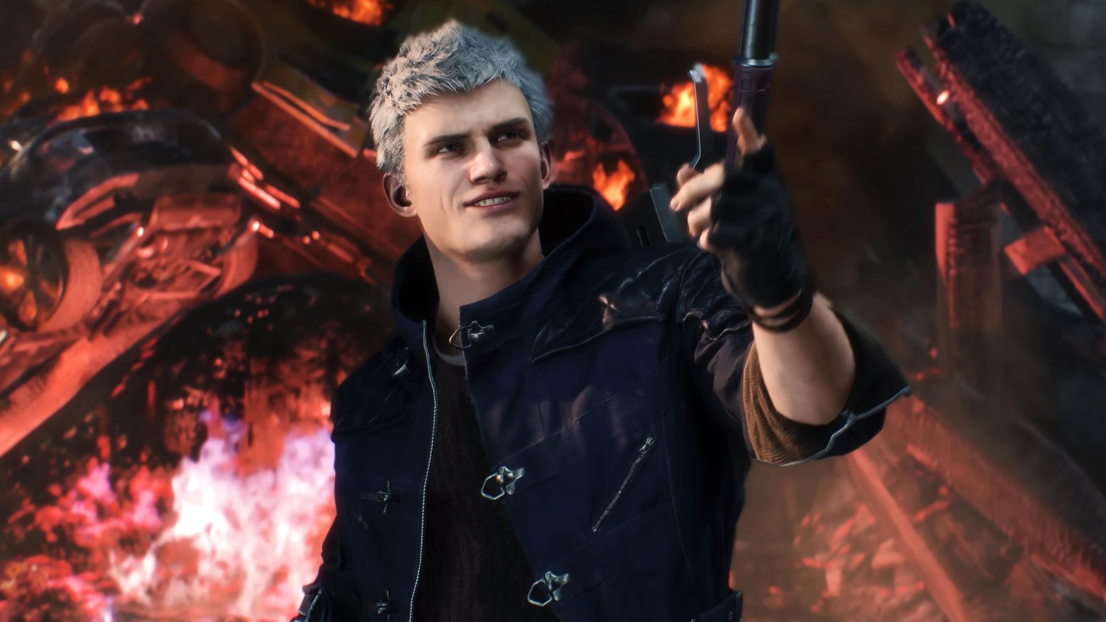 Покупатели Devil May Cry 5 в Steam отказываются от Denuvo