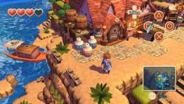 Приключенческая игра Oceanhorn - Monster of Uncharted Seas вышла для PlayStation Vita