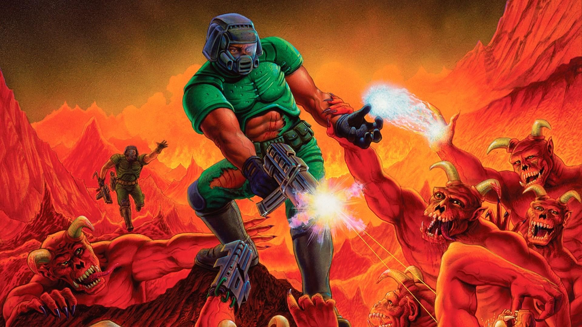 Doom - получил очередное обновление и дополнение Deathless