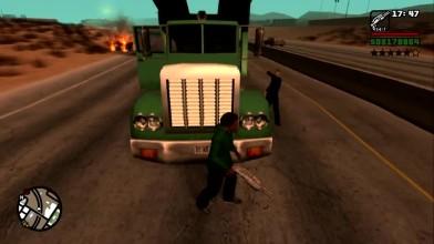 Уникальный транспорт GTA San Andreas - Лас-Вентурас