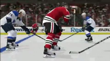 "NHL 11 ""Gameplay Physics Featurette"""