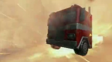 "Transformers: Fall of Cybertron ""G1 Retro Trailer """