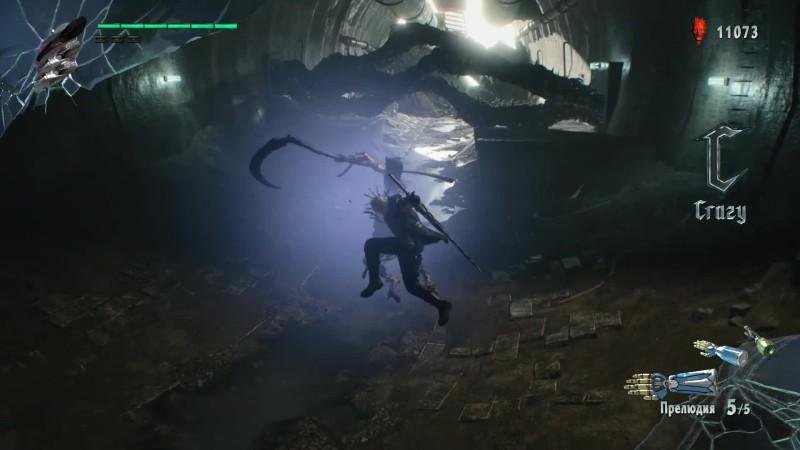 Обзор Devil May Cry 5 - Король вернулся!