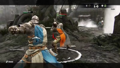For Honor #8: High Level Skill for Warden.