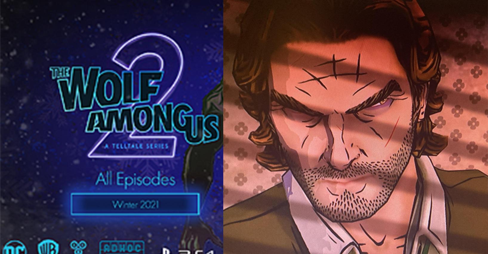 Слух: The Wolf Among Us 2 выйдет зимой 2021-го. Подробности игры
