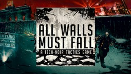 "Шпионская стратегия All Walls Must Fall совсем скоро покинет ""ранний доступ"""