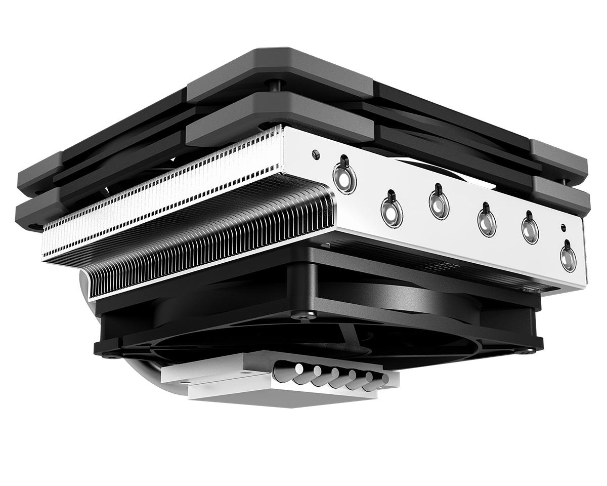 ID-COOLING представила низкопрофильный кулер для процессора IS-60 EVO ARGB