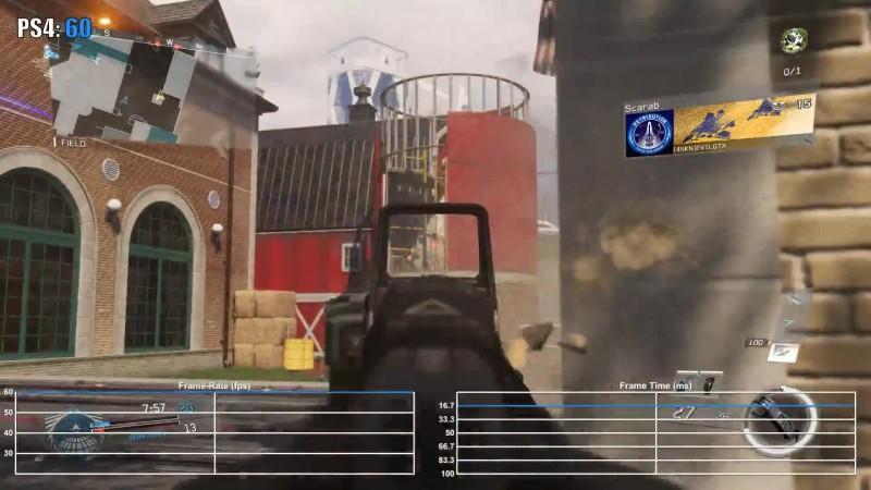 Тест производительности беты Infinite Warfare на PS4