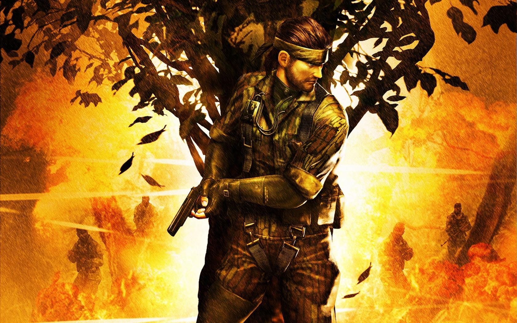 Фанаты MGS:Snake Eater в ярости от ремейка игры для игровых автоматов
