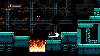 Cyber Shadow - геймплейное видео