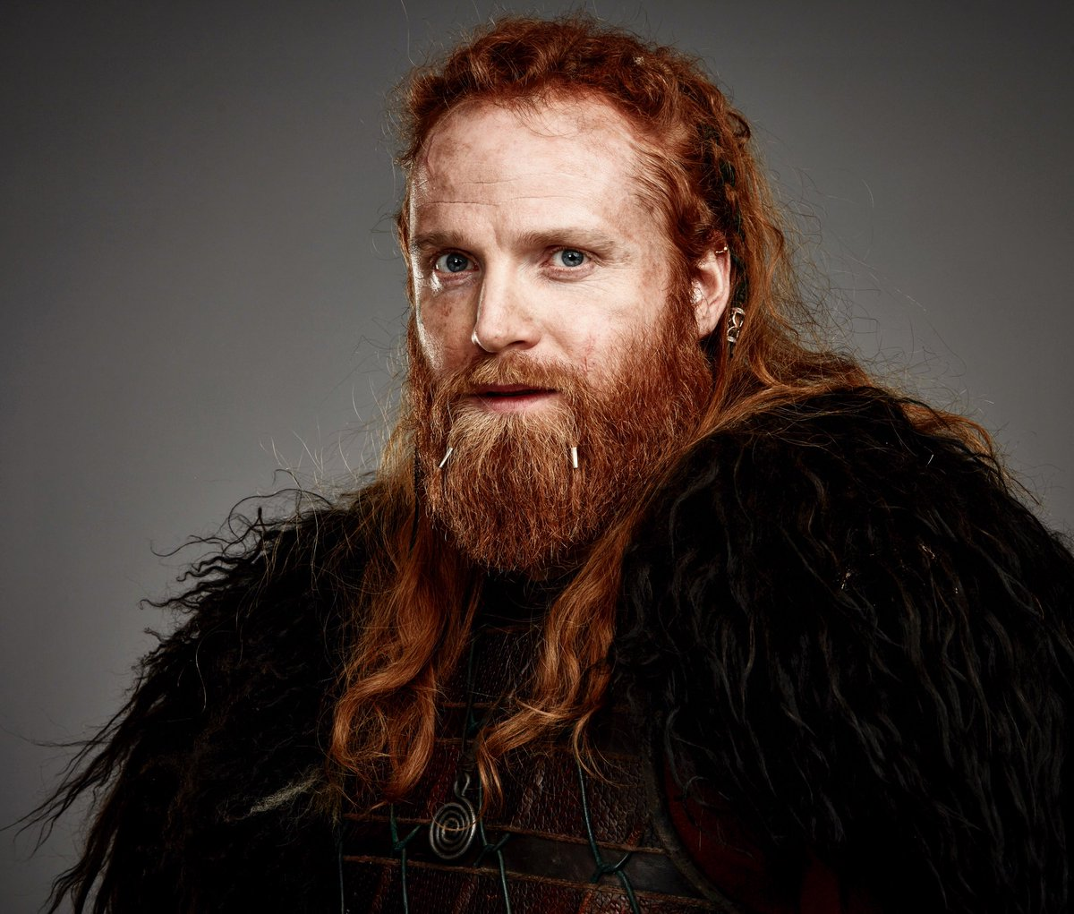 Магнус Бруун сыграл мужскую версию Эйвора в Assassin's Creed: Valhalla