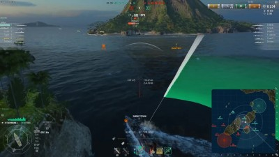 World of Warships Tachibana Lima - Халявный эсминец!