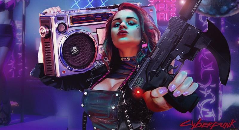 Смотрите сегодняшнюю трансляцию Cyberpunk 2077 Night City Wire здесь