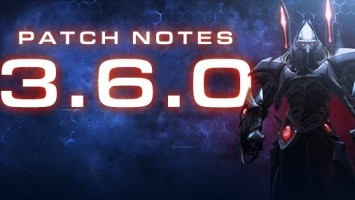 Обновление StarCraft II: Legacy of the Void до версии 3.6.0.