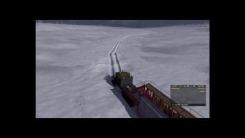 """Euro Truck Simulator 2 """"Геймплей на карте Гобы"""""""