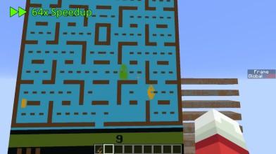 Геймер встроил в Minecraft эмулятор Atari 2600