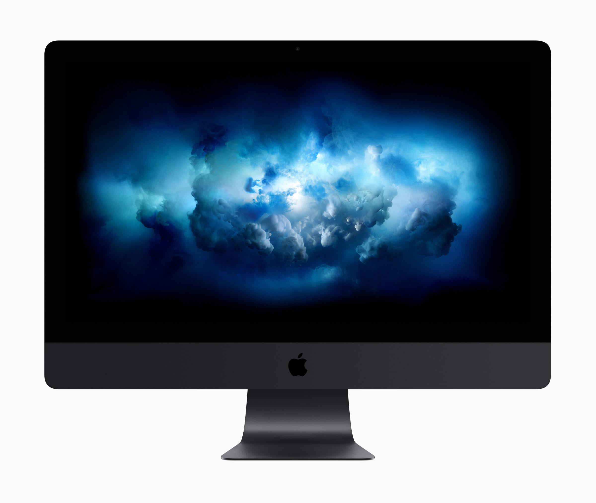 Голосовой помощник Siri наiMac Pro будет всегда включен