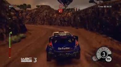 "WRC 3 ""Трейлер DLC East African Safari Classic"""